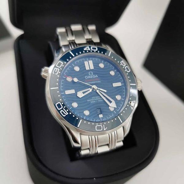 Relógio seamaster