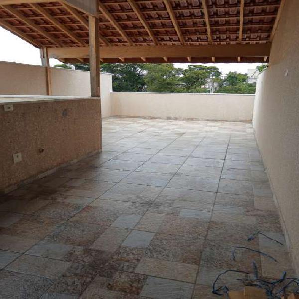 Cobertura 2 dormitórios em vila helena - santo andré - sp
