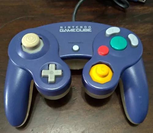 Controles originais nintendo gamecube varias cores anlg 100%