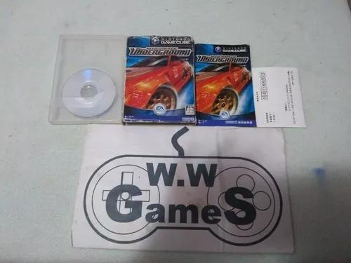 Gamecube - need for speed original japonês