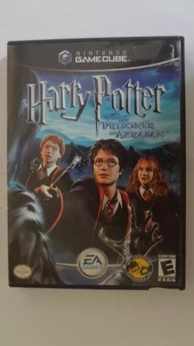 Harry potter prisioneiro de azkaban gamecube original usado