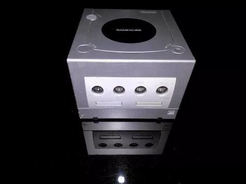 Nintendo gamecube com um jogo a escolha, s