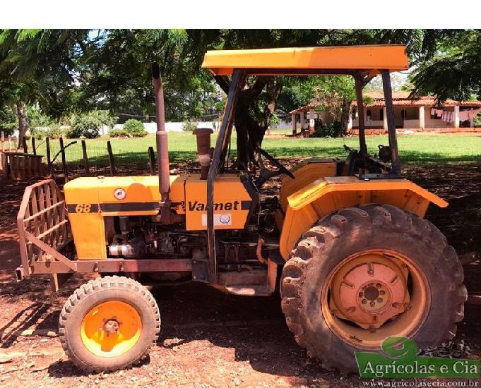 Trator valmet 68 4x2 (direção hidráulica - todo