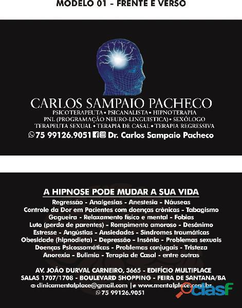 Psicanalista carlos sampaio pacheco feira de santana 75 991269051