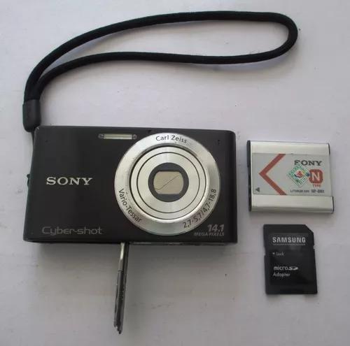 2414 cameras fotográficas sony cyber-shot e kodak easyshare