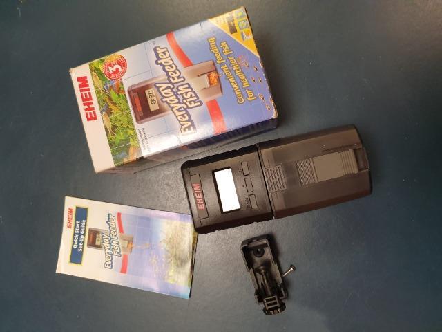 Alimentador automático digital eheim