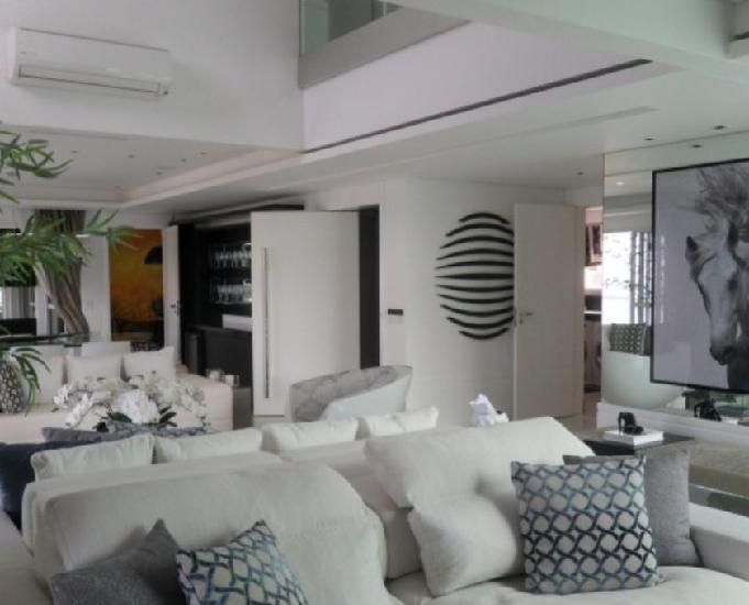 Apartamento duplex splendore alphaville