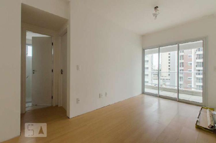 Apartamento à venda - campo belo, 1 quarto, 45 m2