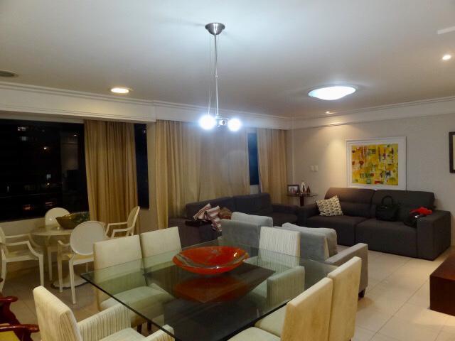 Apartamento com 4 quartos, sendo 3 suítes, 150 m²,
