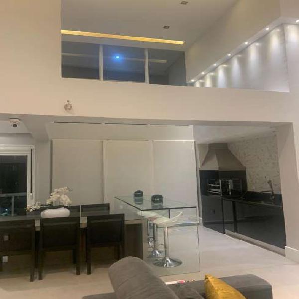 Apartamento para locação com 172 m² - 3 suítes -