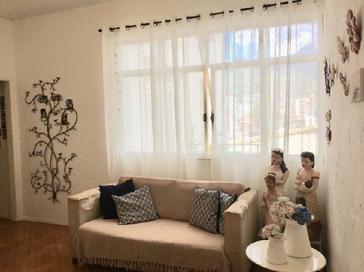 Apartamento venda: 80 m2, 2 quartos mobiliados, área