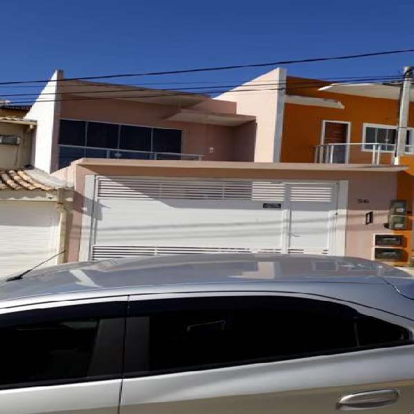 Casa residencial em macaé - rj, jardim vitória