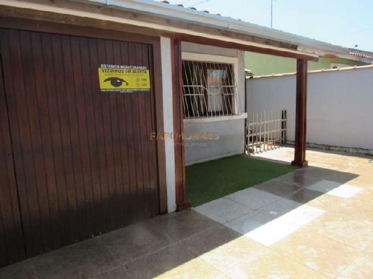 Casa térrea com 2 dormitórios em canoas - parque ozanan