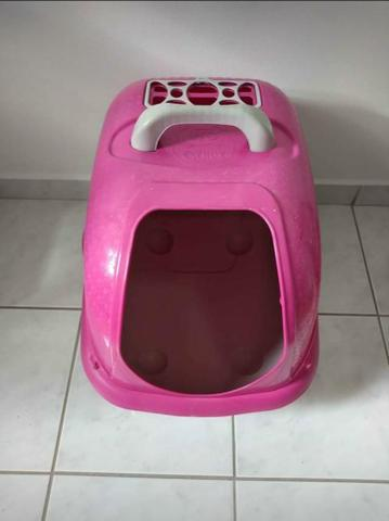 Caixa de areia - banheiro de gato