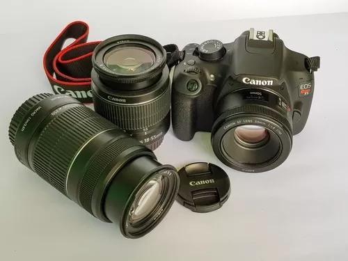 Camera canon t5 pr