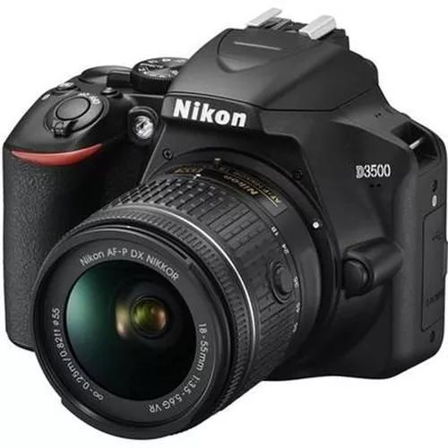 Camera digital nikon d3100 dslr com lente 18-55mm