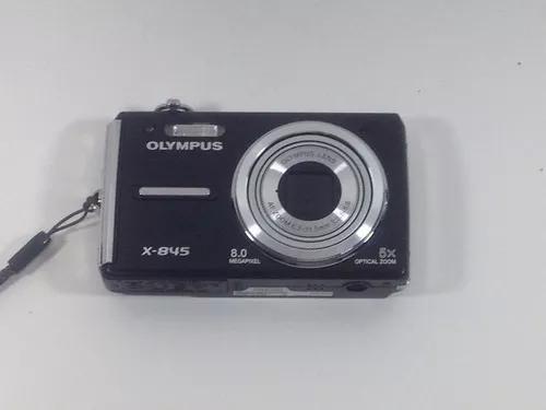 Câmera digital olympus x-845 8.