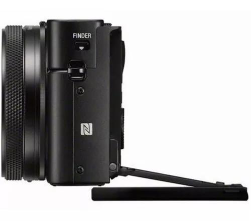 Câmera digital sony dsc rx100 iv com m