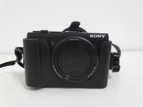 Câmera fotográfica sony dsc-hx50v ótimo estado