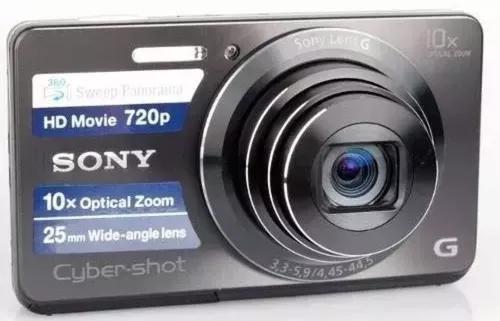 Câmera sony cyber shot w690