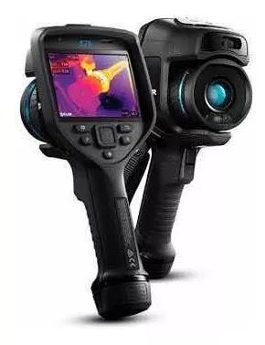 Câmera térmica termografica flir e75