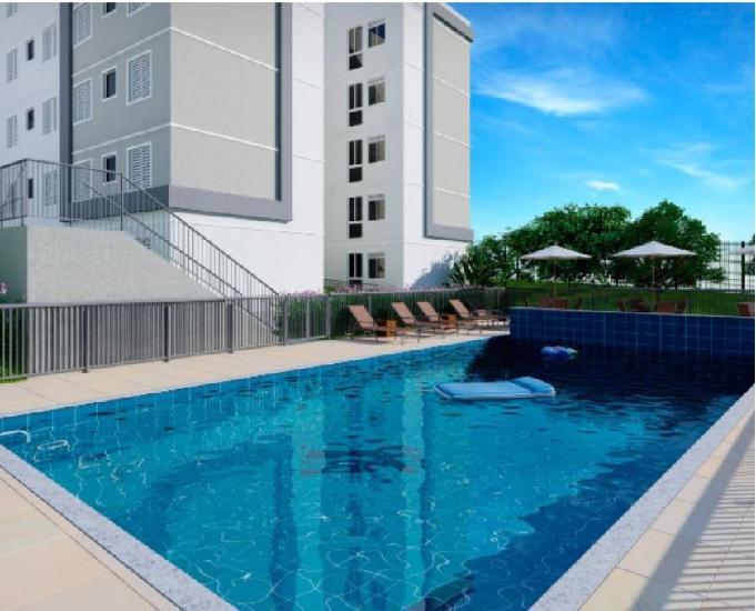 Condomínio city lindo apartamento 2 dorms minha casa minha
