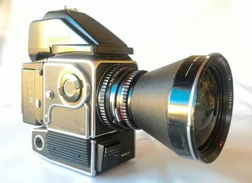 Digital camera back phaseone, corpo hasselblad obj. 40 e 80