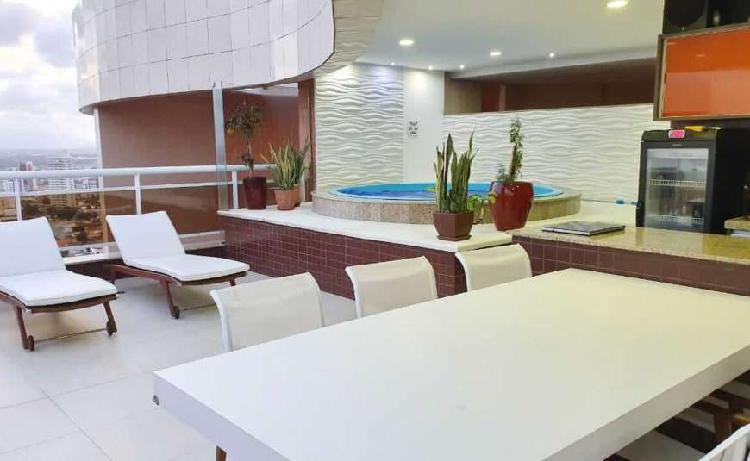 Eli54442) apartamento de alto padrão no dionisio torres,