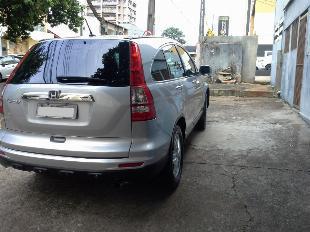 Honda crv exl 4x4 único dono aut. teto solar troco