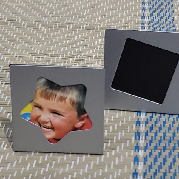 Kit 4 mini porta retratos