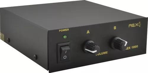 Potência amplificador de mesa compacto 100w novo modelo nfe