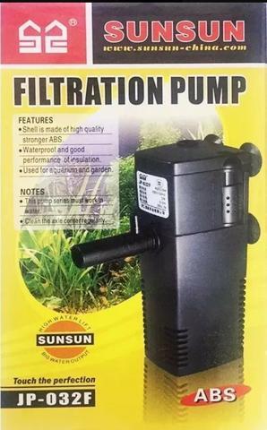 Sunsun filtro interno com chafariz jp-032f 350 l/h