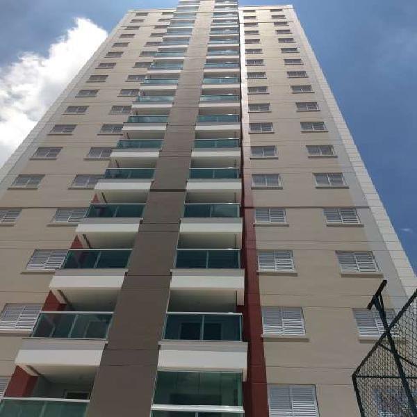Vendo apartamento novíssimo no bairro campestre com fácil