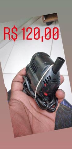 Vendo bomba sb 1000c(mil litros de agua por hora) nova na