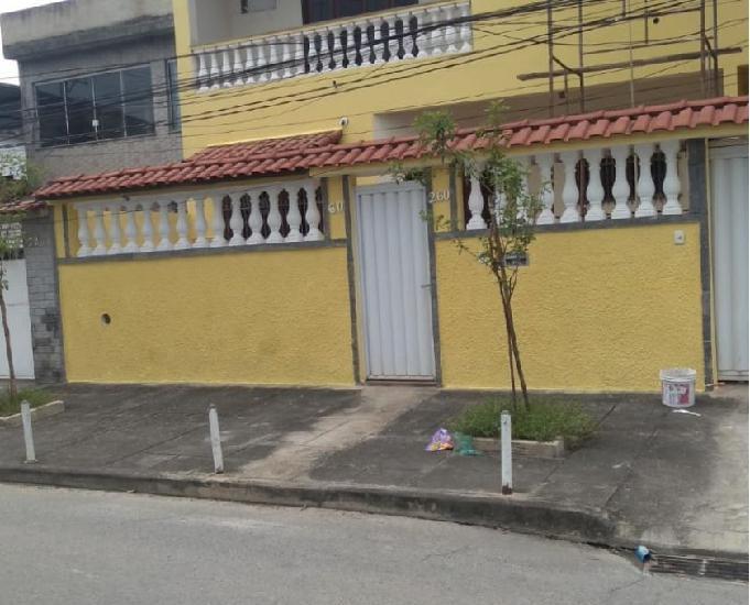 Vila operária – estrada iguaçu - linda casa duplex