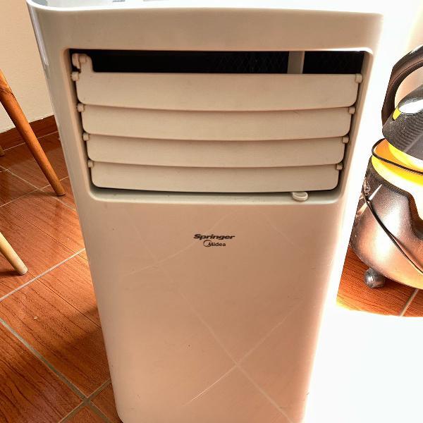 Ar condicionado portatil midea springer