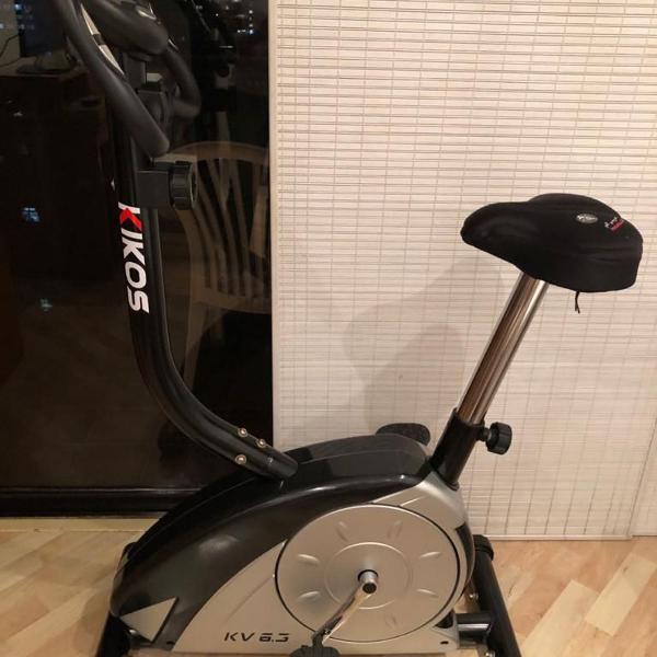 Bicicleta ergométrica kikos modelo kv6.3