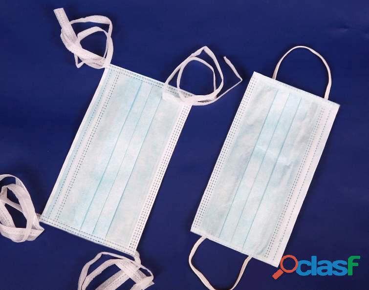 Fabricante líder de máscaras cirúrgicas e n95 ffp2, eficiência de proteção >99%