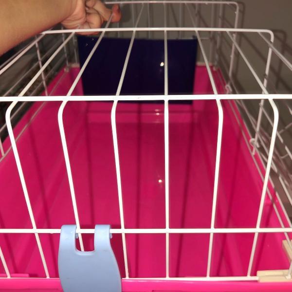 Gaiola para roedores (hamster, coelho e etc)
