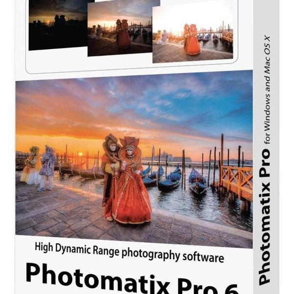 Hdr photomatix pro 6.0 - p/ windows