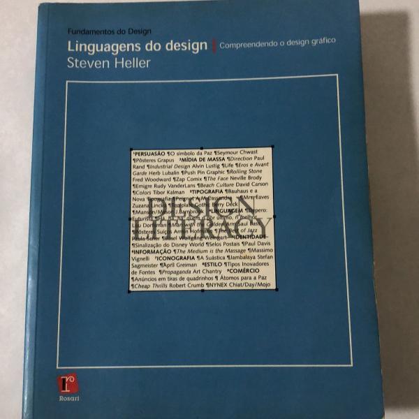 Linguagens do design compreendendo o design gráfico steven