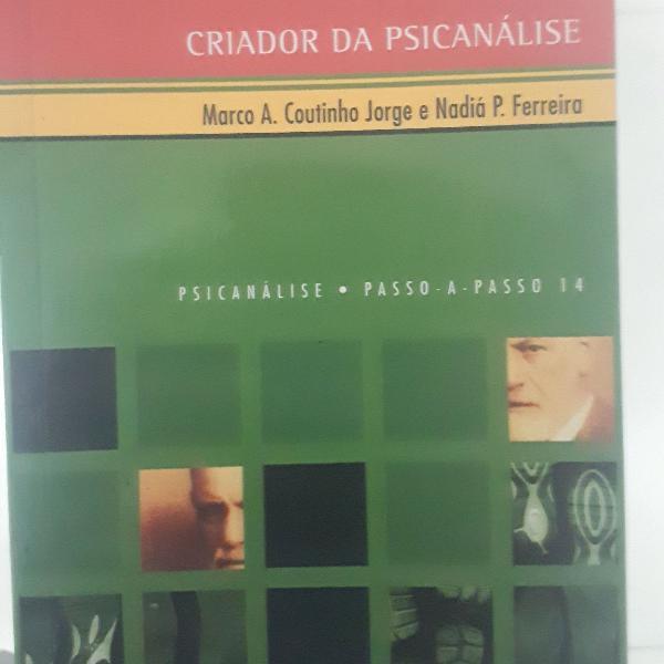 Livro: freud, criador da psicanálise