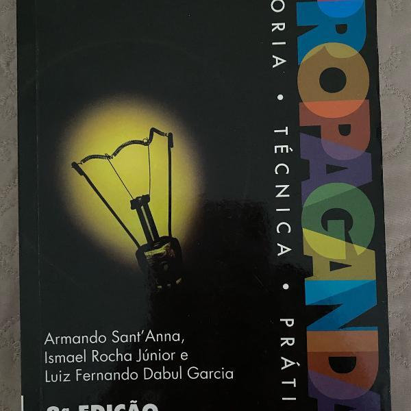 Livro publicidade e propaganda