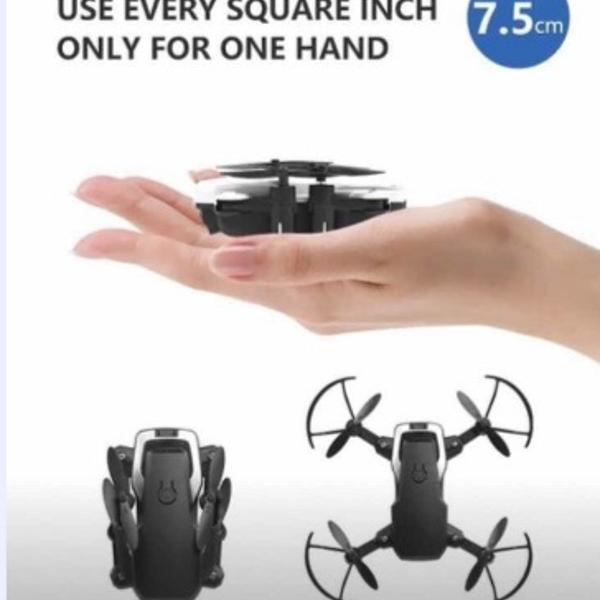 Mini drone air clone (importado) pronta entrega preto
