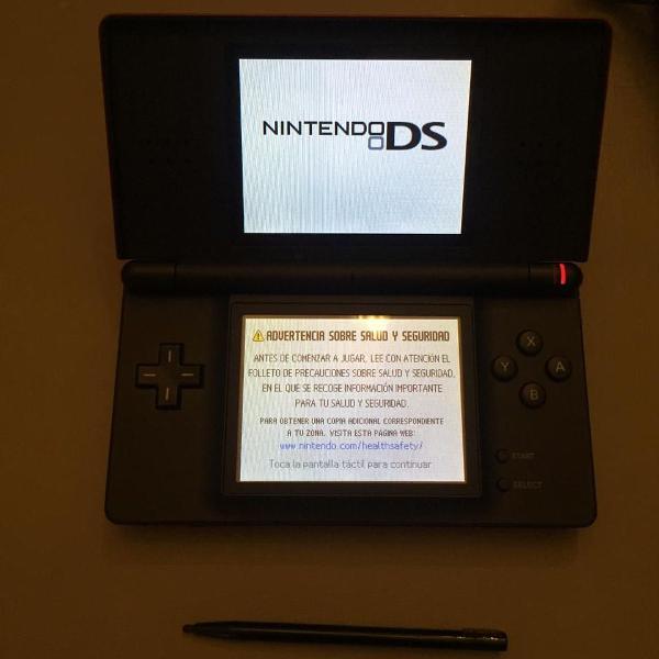 Nintendo ds lite desbloqueado