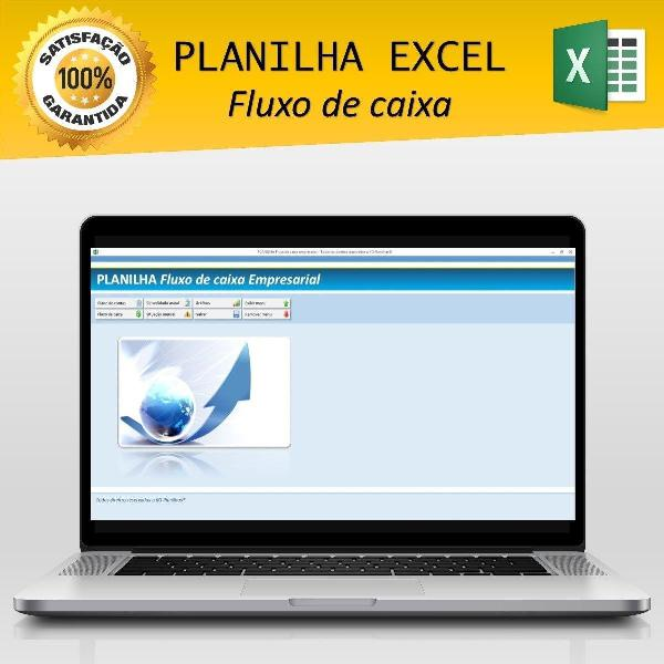Planilhas excel controle lucro estoque fluxo de caixa vendas
