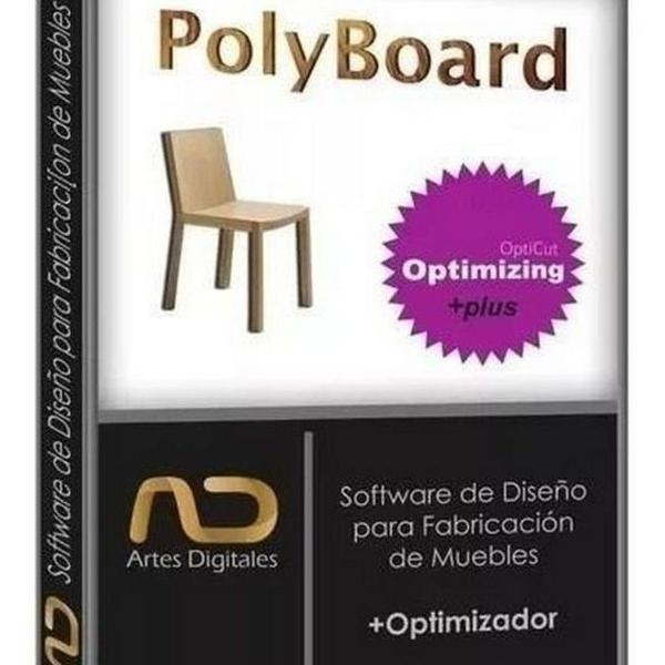 Polyboard v6 - software design de móveis