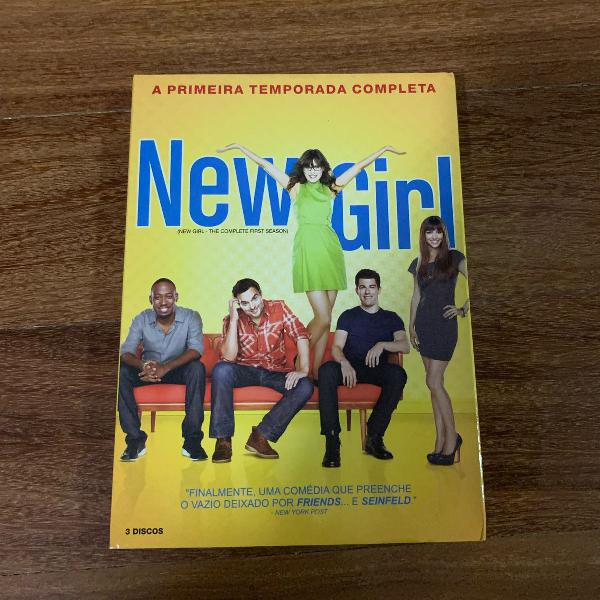 Série new girl