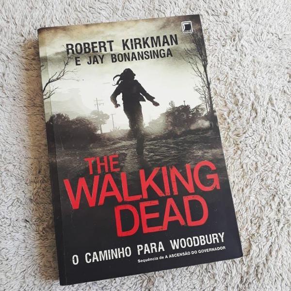 The walking dead - o caminho para woodbury