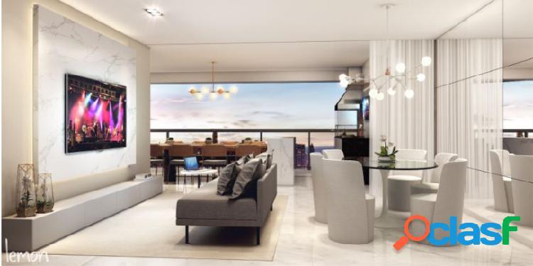 Vende apartamento de 72m² com 2 suítes e 1 vaga no ipiranga
